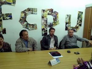Evento da Rede Del Sur em Montevidéu