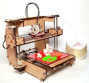 Metamáquina comemora o sucesso da impressora 3D Metamáquina 2