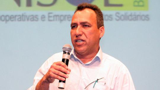 Arildo Mota Lopes representará a Unisol Brasil no Uruguai