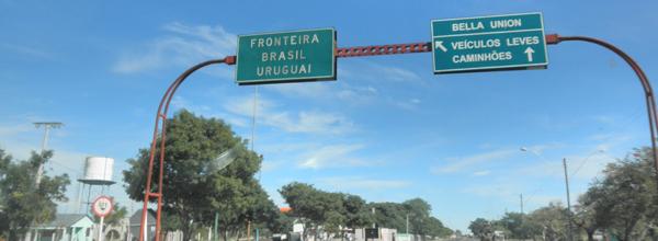 Bella Unión, onde o encontro será realizado, faz fronteira com a cidade brasileira de Barra do Quaraí e com Monte Caseros, na Argentina