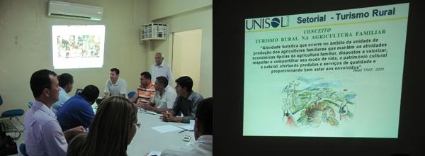 Apresentação foi feita a secretários de Agricultura do Mato Grosso