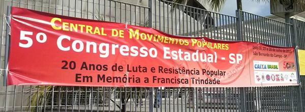 Unisol marcou presença em evento organizado pela CMP
