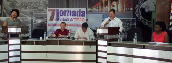 O tema desta 7ª edição da tradicional atividade foi o desenvolvimento regional sustentável.