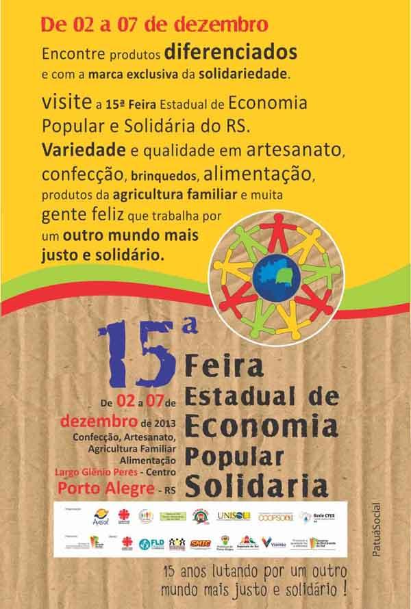 Feira em Porto Alegre