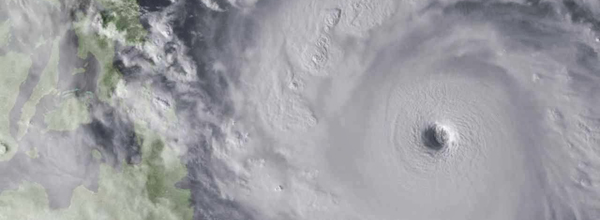 Tufão foi o mais forte já registrado. Pessoas ligadas a empreendimentos solidários precisam de ajuda