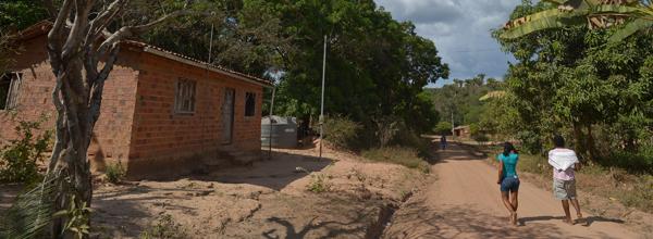 Acesso ao crédito e à ajuda técnica tiraram os quilombolas de uma situação de merginalidade (Foto: Marcello Casal Jr./Agência Brasil)