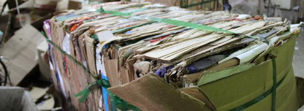 Galpão terá capacidade de receber até 12 toneladas de material por dia