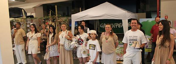 Justa Trama e Villaget mostraram produtos feitos com algodão orgânico