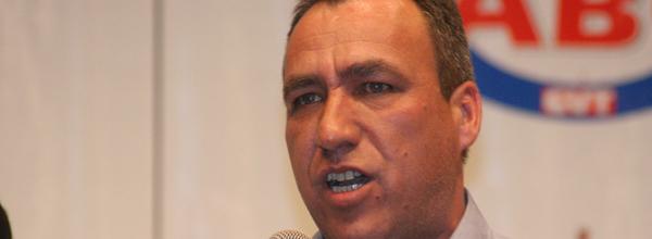 Arildo Mota Lopes representou o Brasil na OIT