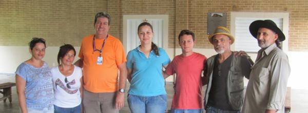 Encontro reuniu representantes da comunidade e da Unisol Brasil