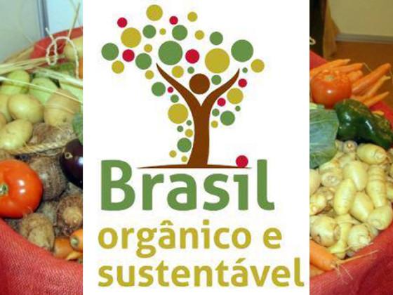 Brasil orgânico e sustentavel
