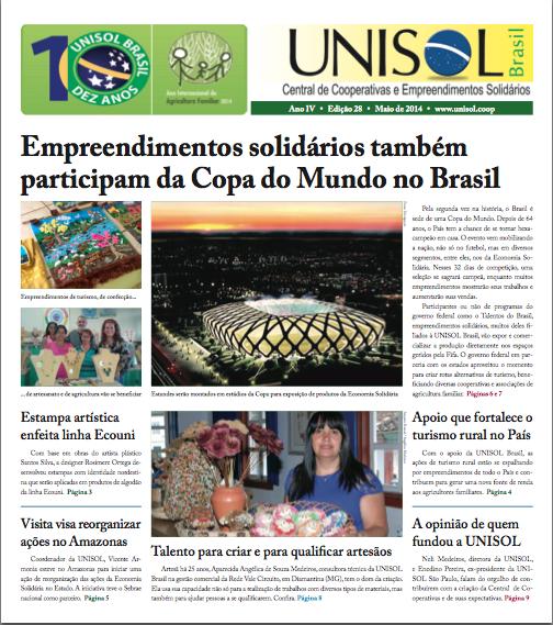 Edição 28 - Maio de 2014