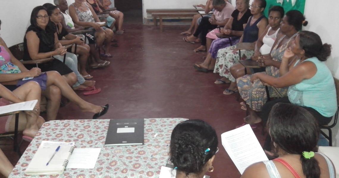 Grupo de Mulheres Italegre Bahia