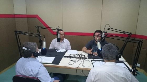 Entrevista Radio Linha Direta