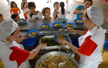 FAO alimentação escolar