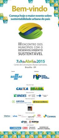 Banner Encontro Sustentabilidade BSB