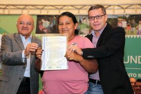 MDA Manaus agricultura familiar e indios
