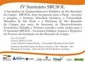 Incubadora SBC