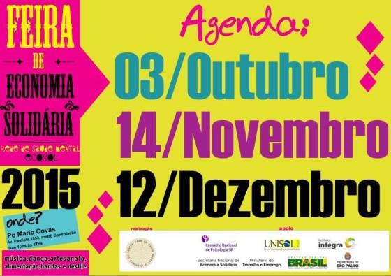 Feira Ecosol Paulista 03 de outubro 15