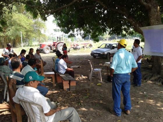 Unisol e Atividade Rede Solidária Baixo Acre Credito Carlos Omar 3