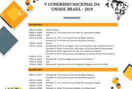 Congresso UNISOL 20192