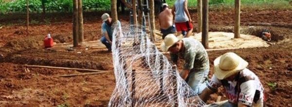 Agricultores montam horta orgânica em Batayporã