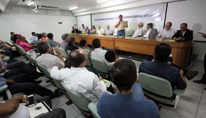 Declaração de apoio do Cooperativismo Solidário